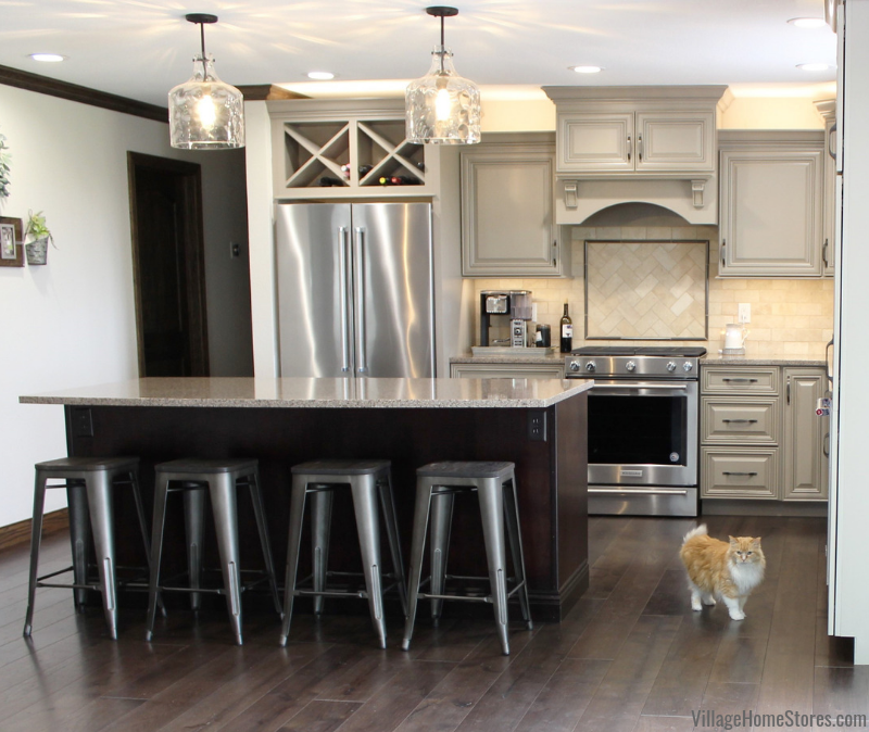 Kewanee Farmhouse Kitchen Remodel Village Home Stores Blog