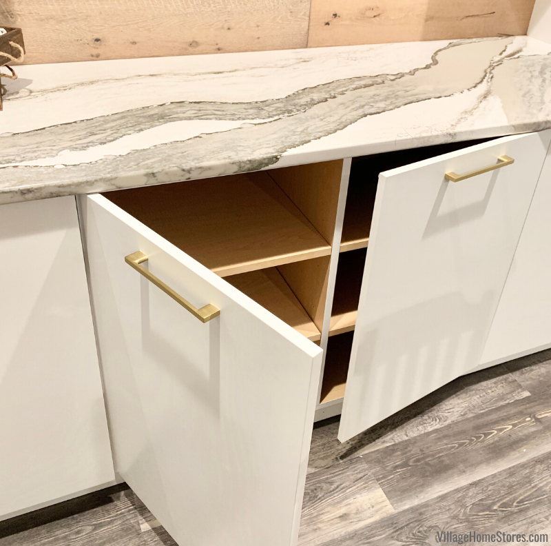 Wynnebrooke full access cabinetry available at Village Home Stores